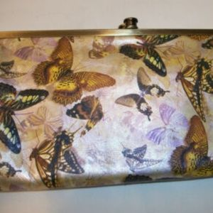 Hobo rare Butterfly Clutch